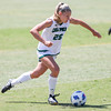 Cal Poly Women's Soccer played Boise State at Alex G. Spanos Stadium. 8/26/1811:32:49 AM <br /> <br /> Photo by Owen Main