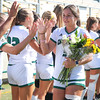 Cal Poly hosted UCSB in a Big West Women's Soccer match on Senior Day. Photo by Owen Main. 10/28/18