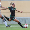 Cal Poly faced Westmont in a exhibition on August 8th, 2018 at Alex G. Spanos Stadium. 8/8/186:06:38 PM <br /> <br /> Photo by Owen Main
