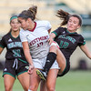 Cal Poly faced Westmont in a exhibition on August 8th, 2018 at Alex G. Spanos Stadium. 8/8/186:17:19 PM <br /> <br /> Photo by Owen Main