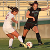 Cal Poly faced Westmont in a exhibition on August 8th, 2018 at Alex G. Spanos Stadium. 8/8/186:17:31 PM <br /> <br /> Photo by Owen Main