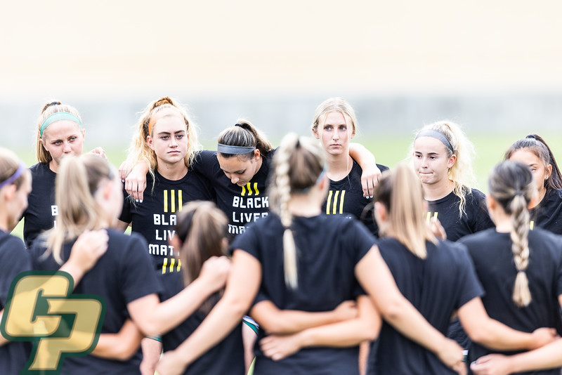 Cal Poly Women's Soccer hosted Fresno State for an exhibition 8/10/21