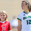 Cal Poly Women's Soccer played Boise State at Alex G. Spanos Stadium. 8/26/1810:56:51 AM <br /> <br /> Photo by Owen Main