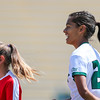 Cal Poly Women's Soccer played Boise State at Alex G. Spanos Stadium. 8/26/1810:56:58 AM <br /> <br /> Photo by Owen Main
