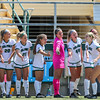 Cal Poly Women's Soccer played Boise State at Alex G. Spanos Stadium. 8/26/1810:56:19 AM <br /> <br /> Photo by Owen Main