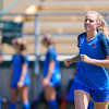 Cal Poly Women's Soccer played Boise State at Alex G. Spanos Stadium. 8/26/1810:54:26 AM <br /> <br /> Photo by Owen Main