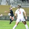Cal Poly Women's Soccer hosted CSUN. 9/22/21