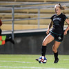 Cal Poly Women's Soccer lost to Long Beach State 2-1 at Alex G. Spanos Stadium in the Big West Conference opener. Photo by Owen Main 10/3/19