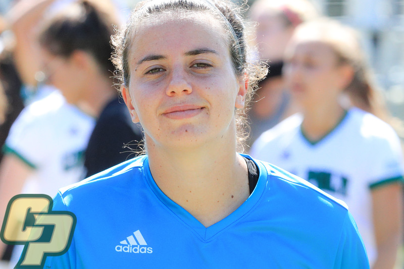 Cal Poly Women's Soccer beat Seattle 2-1 in overtime. Photo by Owen Main 9/29/19