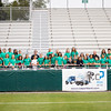 Cal Poly Women's Soccer lost to Stanford 2-0 at Alex G. Spanos Stadium 8/18/21