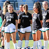 Cal Poly women's soccer hosted UC Riverside at Alex G. Spanos Stadium in San Luis Obispo, CA. Photo by Owen Main 11/3/19