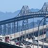 Richmond-San Rafael Bridge at 80mph
