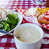 Dinner at Old Port Lobster