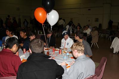 Cal High 2010-2011 Soccer Year End Banquet