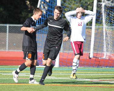 Cal High Soccer vs Liberty 10-23-10