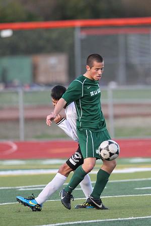 DLS JV Soccer vs Cal High 2-9-12