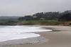 Pebble beach golf course near Carmel