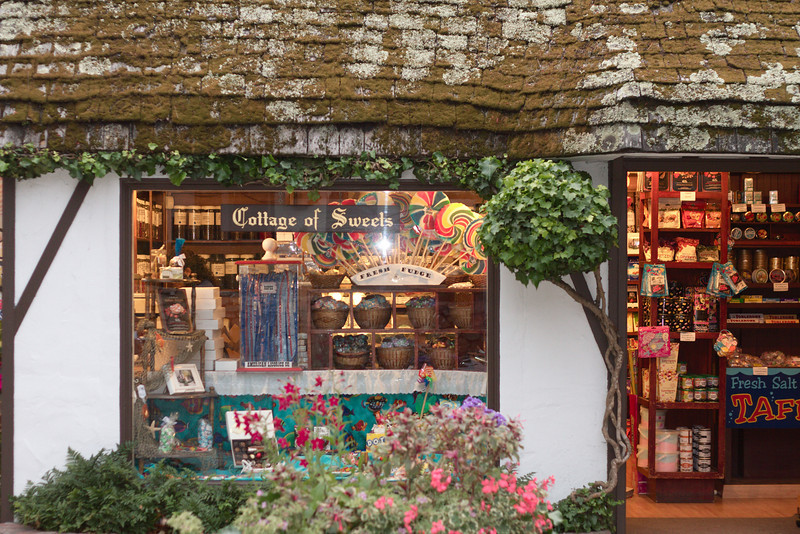Carmel candy shop