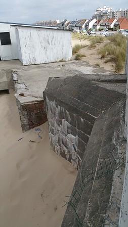 La Plage sea front