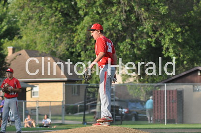 Calamus-Wheatland at Marquette baseball (7-14-15)