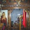 Interiorul manastirii.