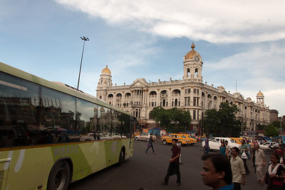 Esplanade, Kolkata