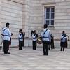 Music Band at Victoria Memorial