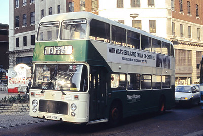 West Riding 921 Headrow Leeds Mar 94