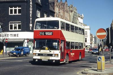 Yorkshire Woollen 586 Vicar Lane Leeds Mar 94