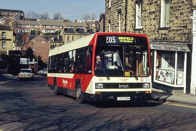 Yorkshire Woollen 322 High Street Morley Mar 94