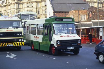 West Riding 467 Vicar Lane, Leeds Sep 91