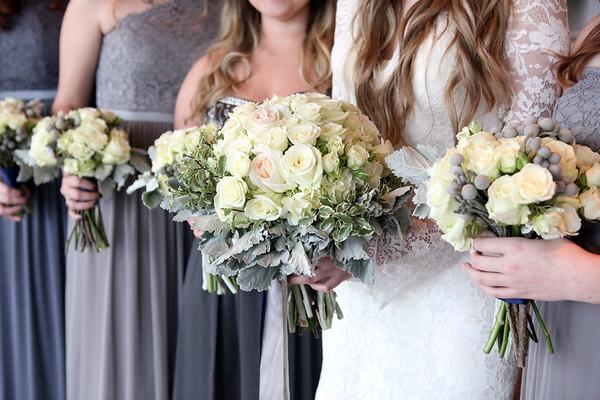 Caleb + Christi : The Wedding