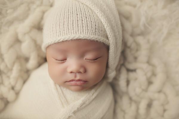 caleb newborn