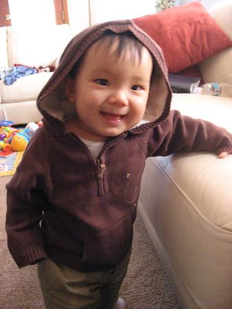 Caleb 11 Months