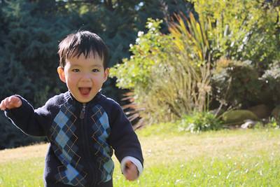 Caleb 24 Months