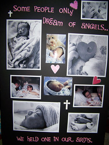 In Memory of Adah Angel Scherf