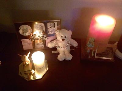 In memory of Adah Angel