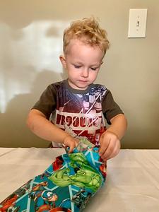 Arthur's 3rd Birthday