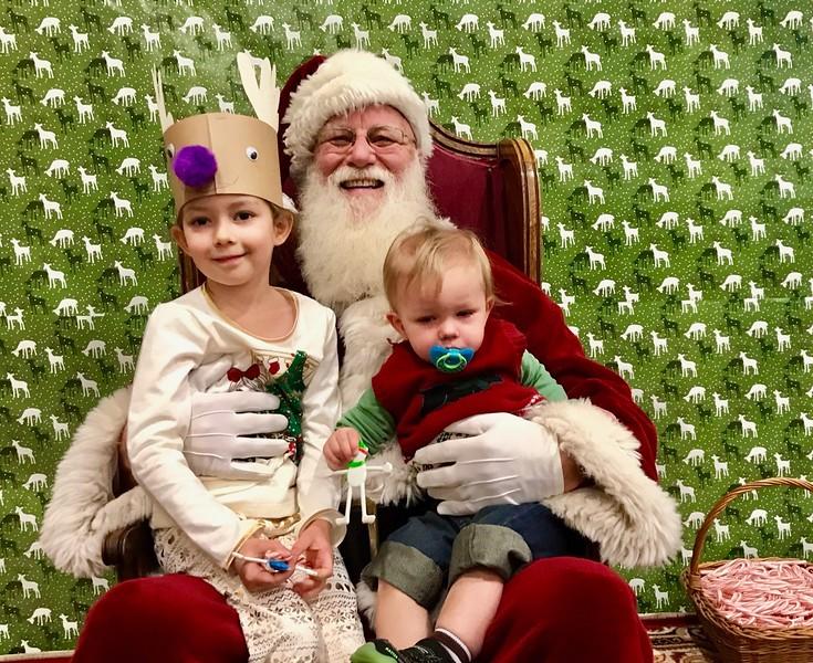 Santa I want...