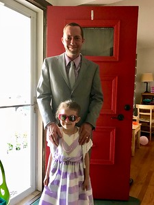 Ready for Father - Daughter Dance