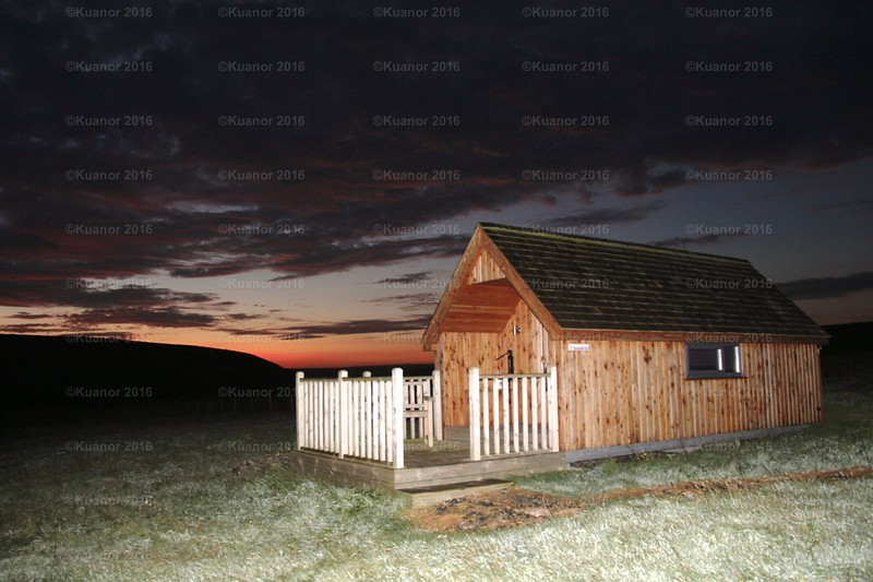 A Hebridean Hut