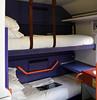 1M16 sleeper, Inverness, Fri 29 May 2015 5.  Standard class twin berth compartment in coach 10706.