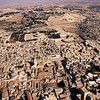 An aerial view of Jerusalem. (Garo D. Nalbandian)