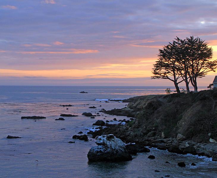 Cayucos Sunset