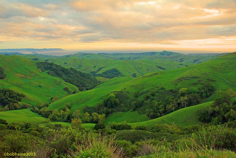 Green Hills, San Luis Obispo