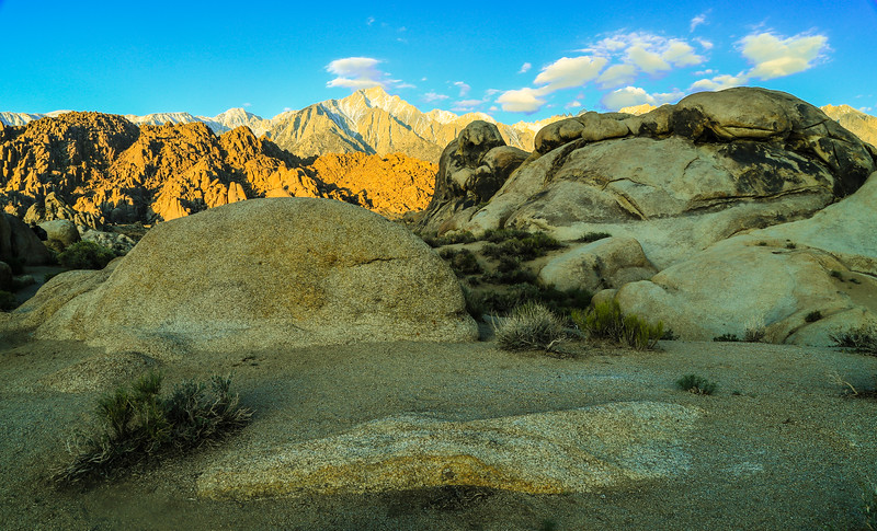 Alabama Hills Sunrise