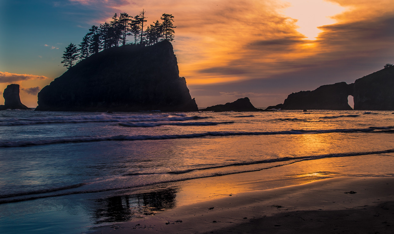 La Push Sunset