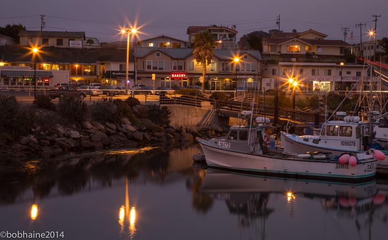 Embarcadero, Morro Bay