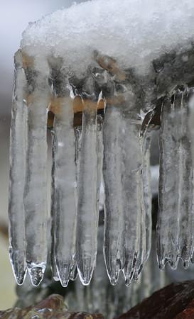 Frozen Bear Creek, San Juan Skyway
