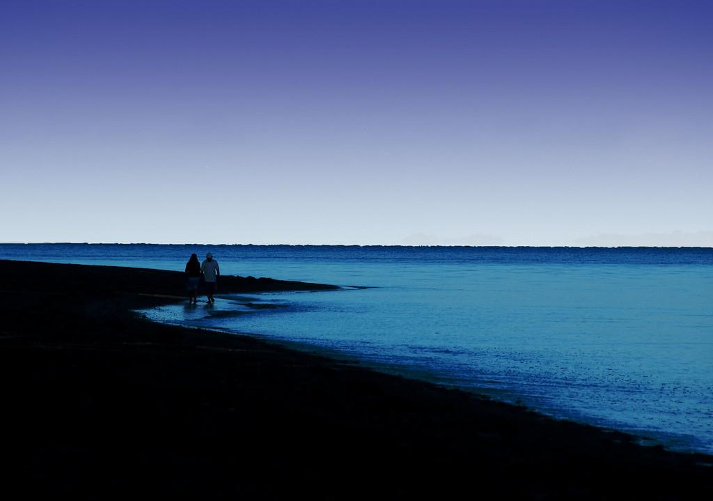 THE BEACHES OF FIJI